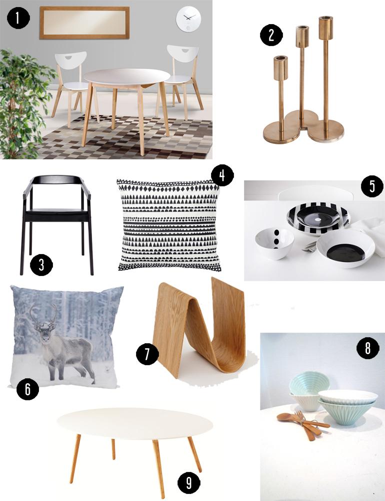le style scandinave petit prix h ll blogzine. Black Bedroom Furniture Sets. Home Design Ideas