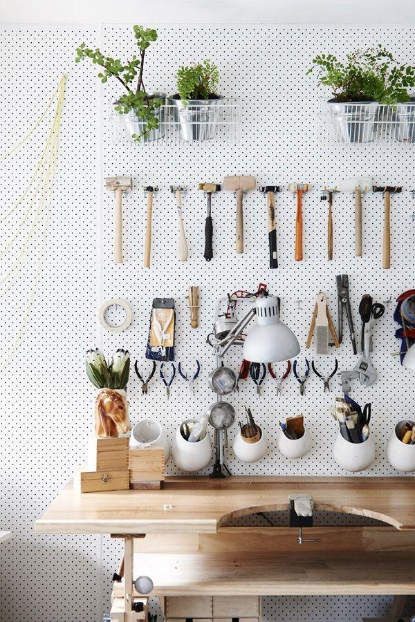 10 hacks pour optimiser l 39 espace h ll blogzine. Black Bedroom Furniture Sets. Home Design Ideas