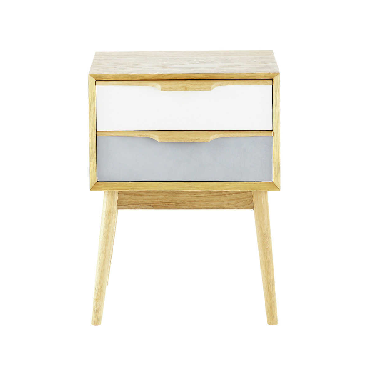 O d nicher une table de nuit design h ll blogzine Table de chevet bois exotique