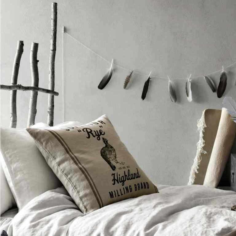 linge de lit lin linge de lit en lin linge de maison de. Black Bedroom Furniture Sets. Home Design Ideas