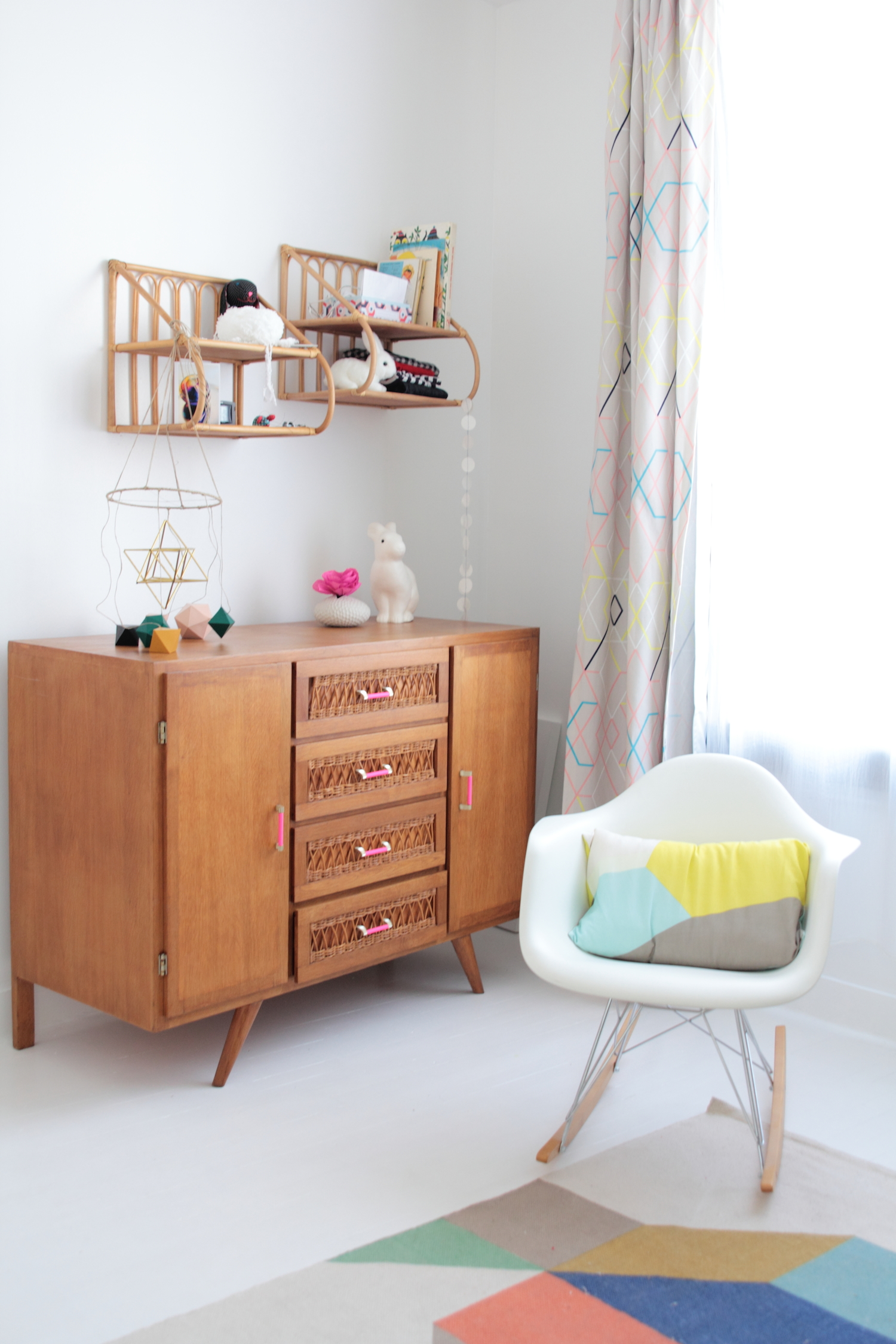 Chambre Scandinave Fille