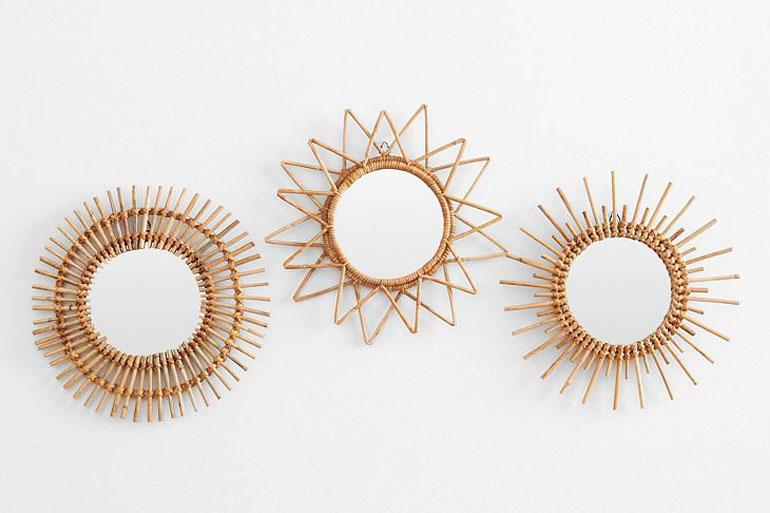 Best of les pi ces vintage chiner h ll blogzine for Le miroir du desir