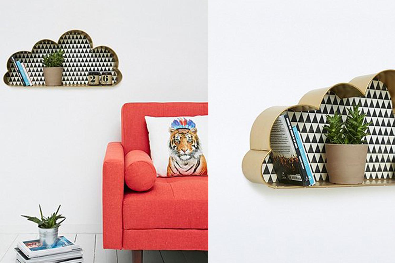 O trouver une tag re nuage d corative et design - Etagere nuage alinea ...