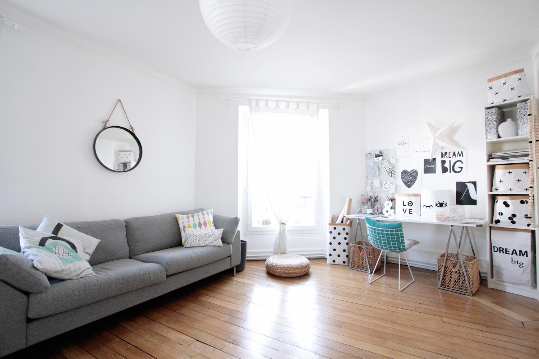 Bienvenue dans l 39 univers black white d 39 audrey aka mon petit zor - Mon petit appartement ...