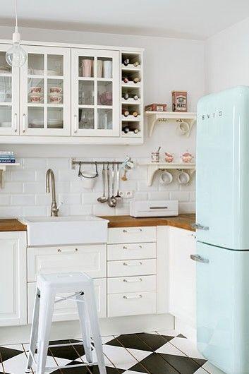D corer une petite cuisine nos conseils et nos astuces for Astuce cuisine deco