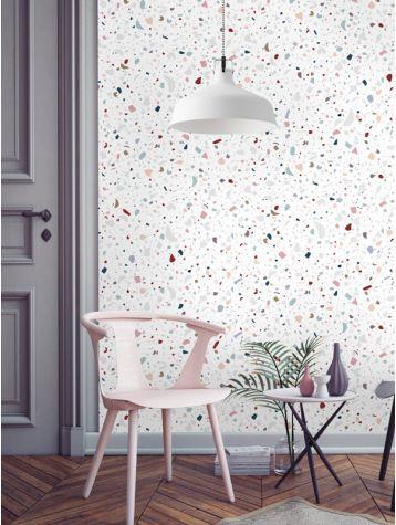 terrazzo ce mat riau graphique fait un grand retour en d co. Black Bedroom Furniture Sets. Home Design Ideas