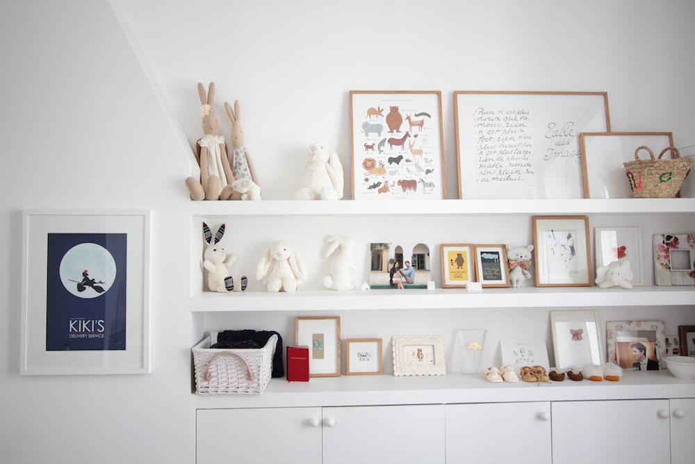 5 bonnes raisons de peindre vos meubles et vos murs dans la m me couleur h ll blogzine. Black Bedroom Furniture Sets. Home Design Ideas