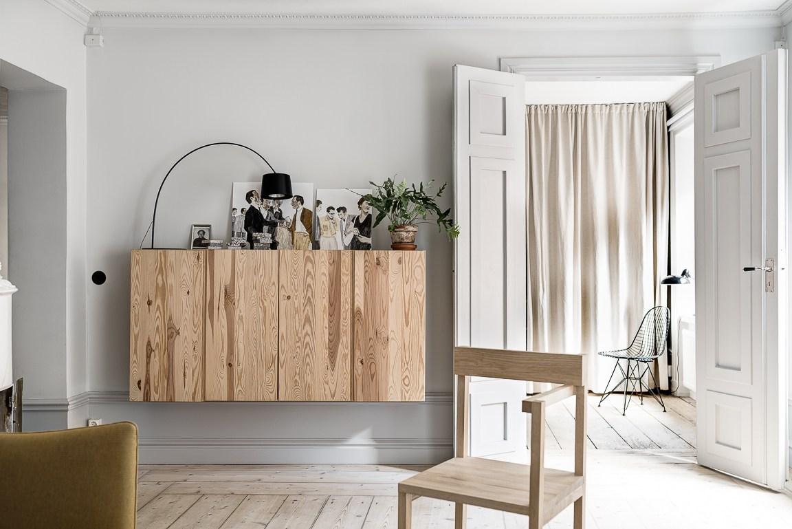 qu 39 est ce qu 39 une fauxdenza le nouveau ikea hack qui fait le buzz. Black Bedroom Furniture Sets. Home Design Ideas