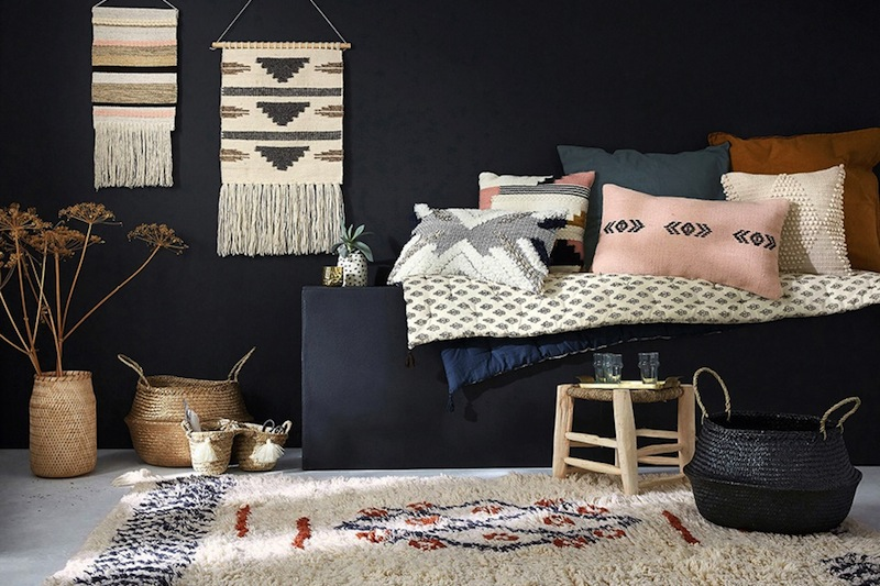 le tapis berb re cyrillus h ll blogzine. Black Bedroom Furniture Sets. Home Design Ideas