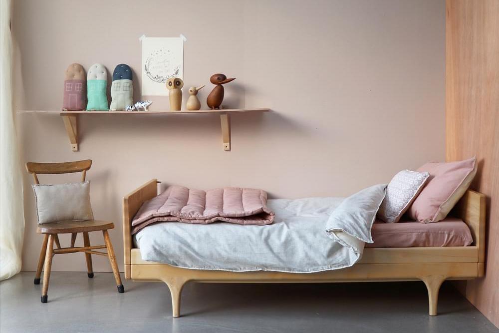 Camomile london du linge de lit pour enfants vintage et - Lit scandinave vintage ...